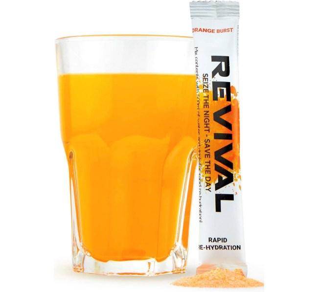 best hangover supplements