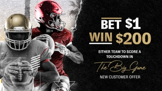 Winning $200 From A $1 Sports Bet? With BetMGM, That's Exactly What You Can Do During The Big Game