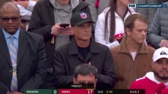 Rob Lowe Reacts To Getting Roasted By The Internet For Wearing NFL Hat