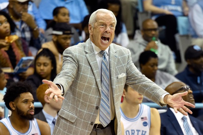 """North Carolina head coach Roy Williams goes on epic rant ripping his """"least gifted team"""""""