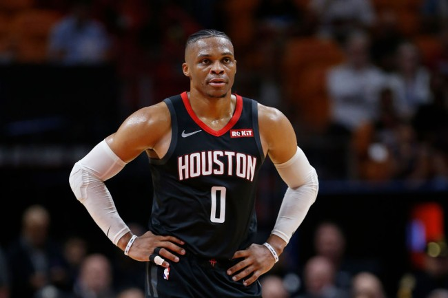 russell westbrook gets heckling fan ejected