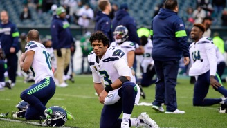 NFL Fashion Review, Divisional Playoff Edition: Russell Wilson Has Absolutely No Idea How To Dress Himself