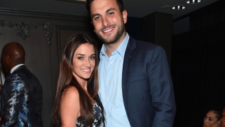 'Bachelor' Contestant Wins $1 Million In NFL Fantasy Contest, Fans Immediately Accuse Her Of Colluding With Husband