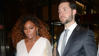 Serena Williams Says That During Her Pregnancy She Hated Her Husband Because Of The Way He Smelled