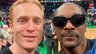 Snoop Dogg Insulted Me Courtside At The Celtics-Lakers Game Last Night