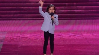 Breaking Down This Seven-Year-Old's Roast Performance On America's Got Talent