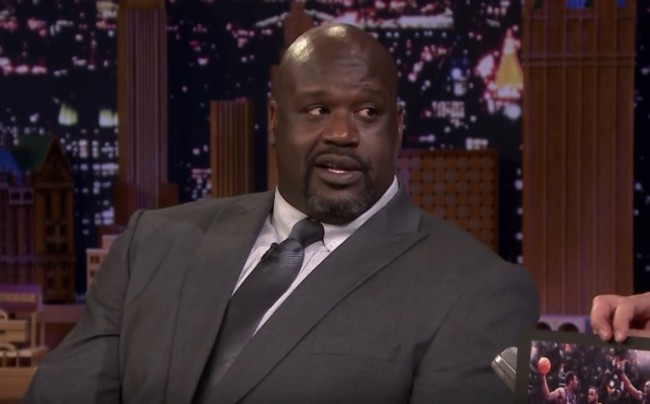 Shaquille O'Neal says he'd bet LeBron James and Anthony Davis