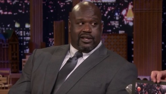Shaq Says 'Hell Yes' When Asked If He And Kobe Could Beat LeBron And Anthony Davis In Their Prime