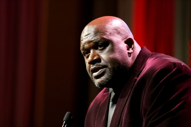 Shaquille O'Neal admits all-time great players like Michael Jordan scared him during his NBA days