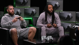 Richard Sherman Beats Down Travis Kelce In Madden '20 With Niners Defense In 'Game Before The Game' In Miami