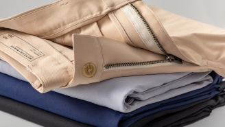Mizzen+Main Makes Pants Now! Announcing The Baron Performance Chino