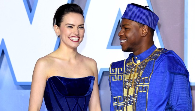 Star Wars Fans Are Mad At John Boyega For Sex Joke About Rey