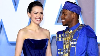 John Boyega Is Getting Destroyed By 'Star Wars' Fans Over Sex Joke About Daisy Ridley's Character Rey