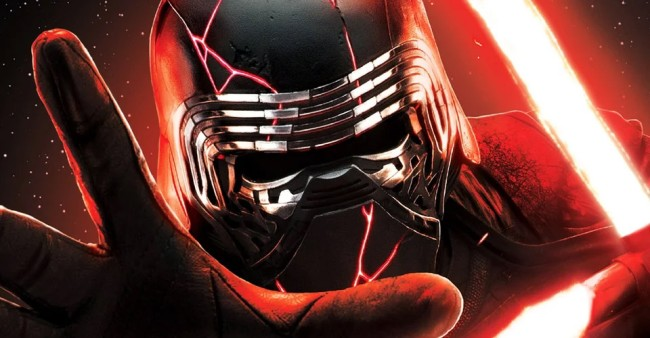 Star Wars Rise Skywalker Writer Explains Why Kylo Fixed His Mask