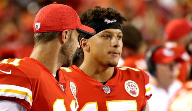 Stephen A Smith Delivers A Horrible Patrick Mahomes Alex Smith Take