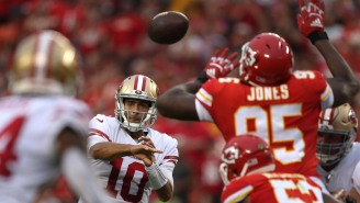 Huge Bets Rolling In On Super Bowl LIV: Almost $700,000 On The 49ers, $150K On The Chiefs