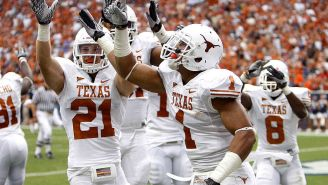 A Former Texas LB Says Longhorns Coaches Promised Players $1,000 For Every Pass They Intercepted During The 2010 BCS Championship
