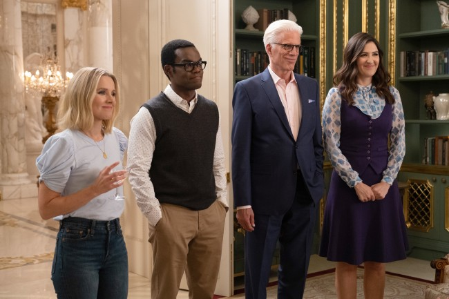 the good place finale reflections