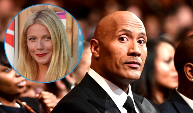 The Rock Has Best Response To Gwyneth Paltrows Vagina-Scented Candle