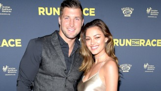 Cue The Virginity Jokes, Tim Tebow Just Got Married To 2017 Miss Universe Demi-Leigh Nel-Peters
