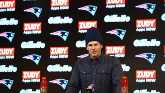 NFL Fashion Review, Playoff Time: Tom Brady's Hat Was Tom Brady's Top Highlight