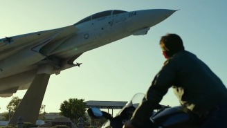 New Official 'Top Gun: Maverick' Photos Add Fuel To The Massive Hype Train That Is This Movie