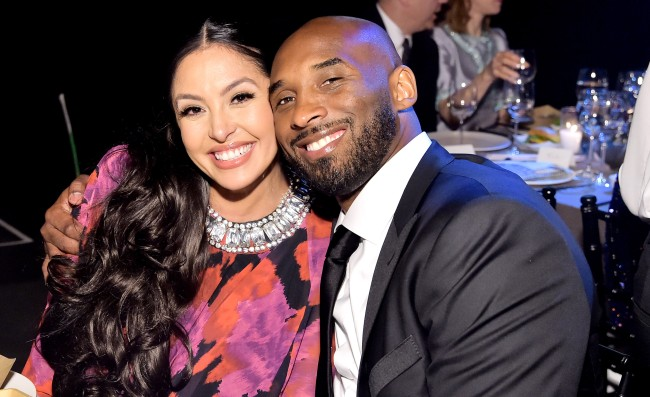 Vanessa Bryant Devastated By Kobes Death Trying To Pull It Together