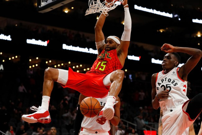 vince carter frederic weis dunk contest