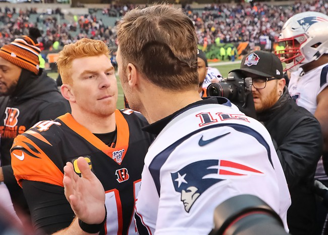 Who will replace Tom Brady? Peter Kind explains why Bill Belichick has eyes on Andy Dalton