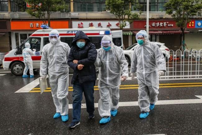 millions left wuhan before coronavirus quarantine