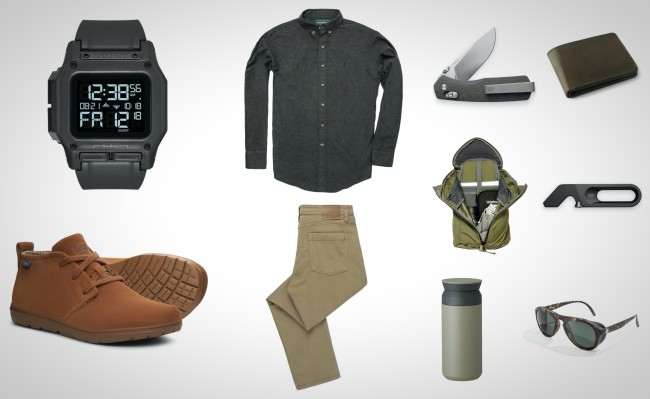 rugged and functional everyday carry items