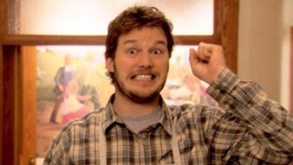 Chris Pratt Says He Once Ate 16 Racks Of Ribs, A.K.A. 8 Pigs, On The Set Of 'Parks and Rec'