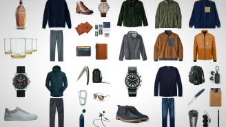 50 'Things We Want' This Week: Fleece Jackets, Leather Boots, And Bourbon