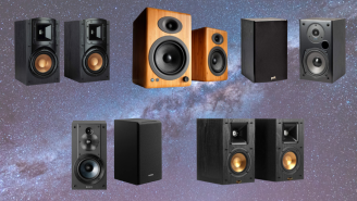2021's Best Bookshelf Speakers For Turntables, Home Theaters, And More