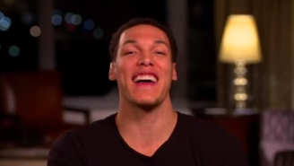 Shaq Expertly Trolled Aaron Gordon For Appearing To Be As High As Giraffe Balls During An Interview