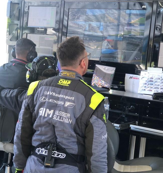 lexus racing rolex 24 daytona recap