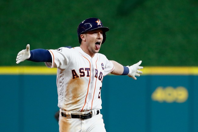 Astros All-Star Alex Bregman was stealing signs when he was just 12 years old and the bat boy for New Mexico's college team