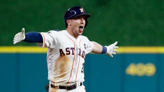 Alex Bregman Was Even A Sign-Stealing God As A 12-Year-Old Bat Boy For New Mexico's Baseball Team