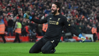 Liverpool's Goalie Has Conducted More Baptisms Than Goals Conceded In The Last 2 Months