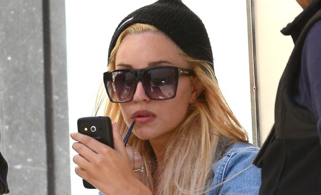 Amanda Bynes Parents Say Theyve Never Met Her Mystery Fiance