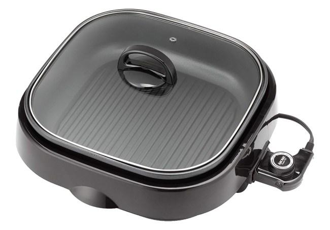 Best Indoor Grills - Electric Grills - Smokeless Grills