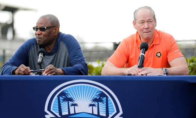 Astros Owner Thought Sign-Stealing Scandal Would Blow Over By Spring Training
