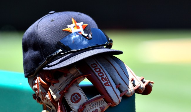 Astros Player Asked About Their Clubhouse Its A Bleeping Mess