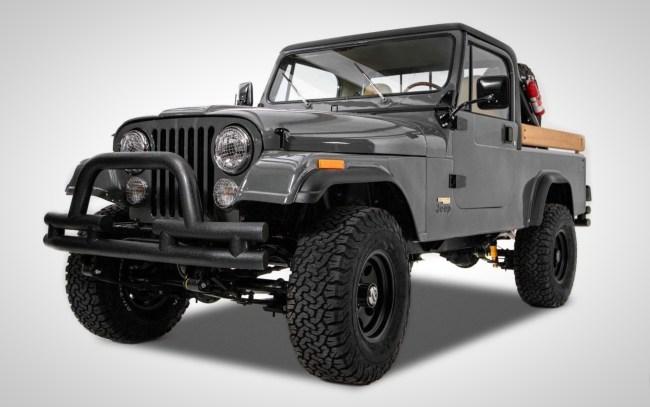 Ball and Buck Signature Jeep CJ-8