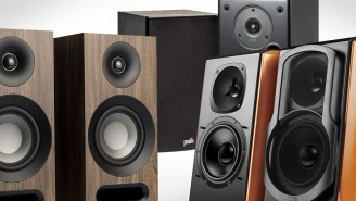 The 12 Best Bookshelf Speakers To Enhance Your Home Sound System Without Taking Up Too Much Space