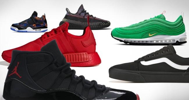 Best Selling Sneakers Of 2019
