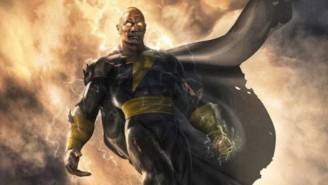 After Years Of Waiting, The Rock's 'Black Adam' FINALLY Begins Filming Next Month