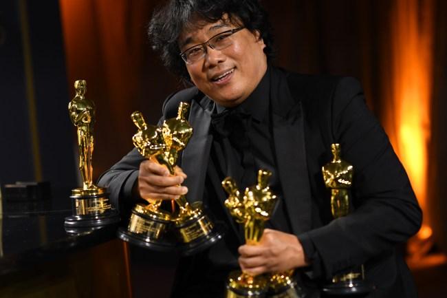 bong joon ho parasite director academy awards