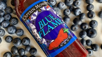 This 'Blue Flame' Hot Sauce From Maine Will Elevate Your Breakfast Taco Game Forever
