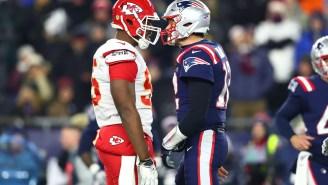 Chiefs' DL Chris Jones Hilariously Breaks Down The A+ Trash-Talk He Used To Get Into Tom Brady's Head